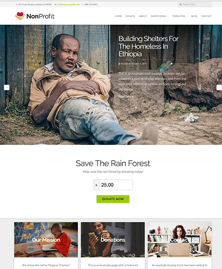 organic-non-profit-wordpres-theme 12 Best Non-Profit & Charity WordPress Themes