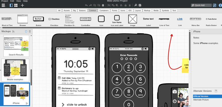balsamiq 8 of the Best Prototyping Tools for Your Next Website