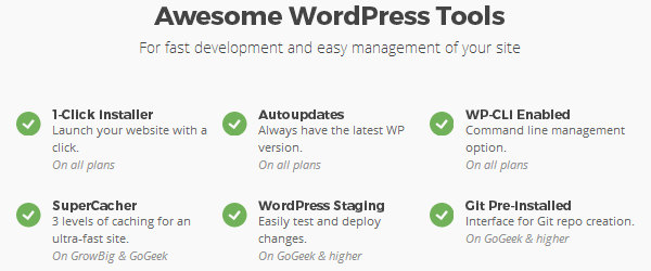 siteground-wordpress-tools SiteGround Review – Is It the Right Host for Your WordPress Site?