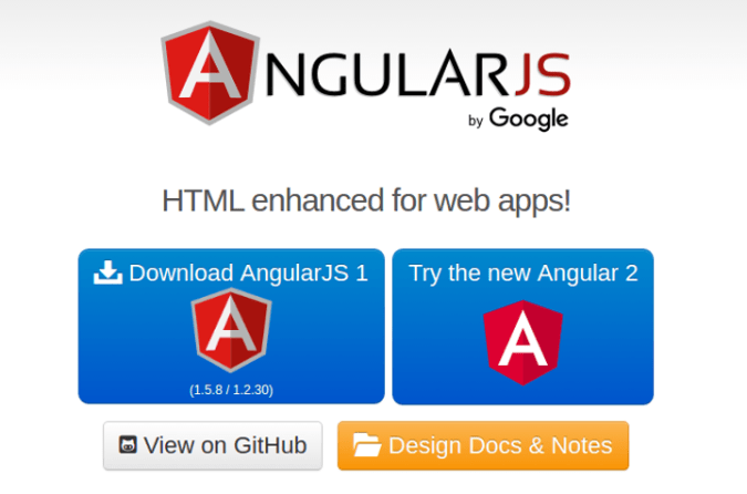 angular-js 15 Top Free JavaScript Libraries and Plugins for Web Developers