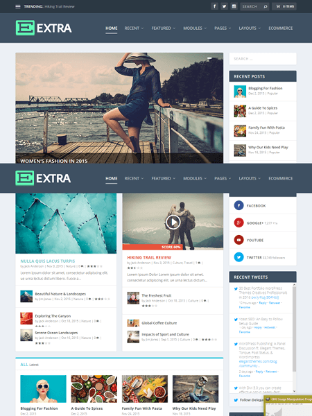 Extra 30 Newsworthy Magazine WordPress Themes for Blogs & Magazines