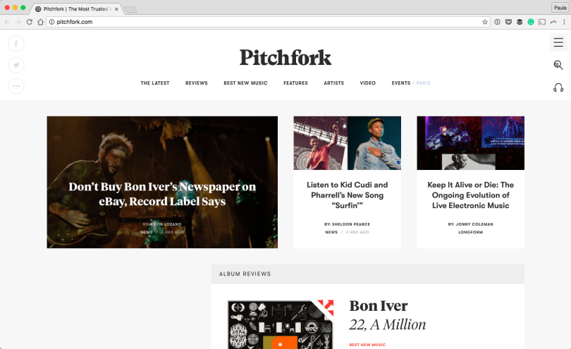 Pitchfork-The-Most-Trusted-Voice-in-Music.-2016-09-30-22-25-22 A Collection of Fantastic Fonts to Try in your Next Design