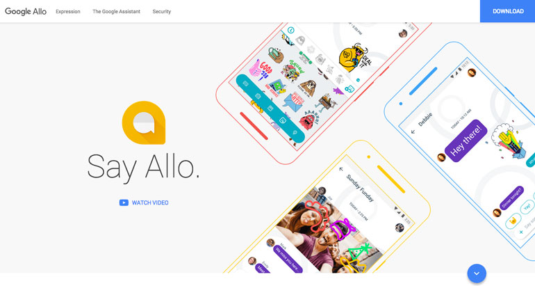 allo 9 Messaging Apps for Alternative Ways to Chat