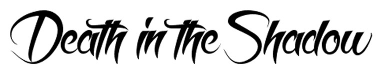 death-shadow 25 Free Tattoo Fonts with Style
