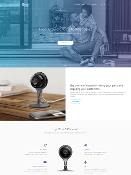 launch 15 Top Shopify Themes for Your Online Store