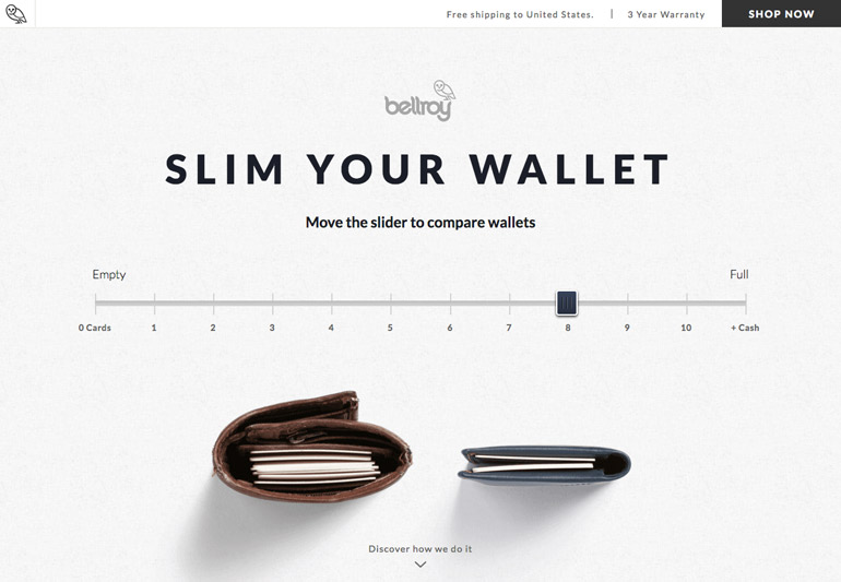 bellroy 10 Design Details to Delight Users
