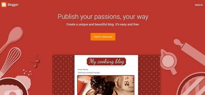 blogger Top 15 Blogging Platforms – A Detailed Comparison