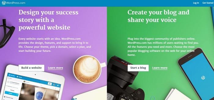 wordpress-com Top 15 Blogging Platforms – A Detailed Comparison