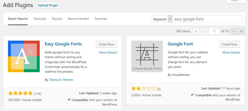 install-easy-google-fonts 6 Easy Ways to Add Google Fonts to WordPress for Custom Typography