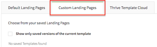 2f-tlp-custom-pages Thrive Content Builder and Landing Pages Review