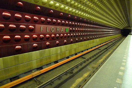 Prague Line a, Cekoslovakia