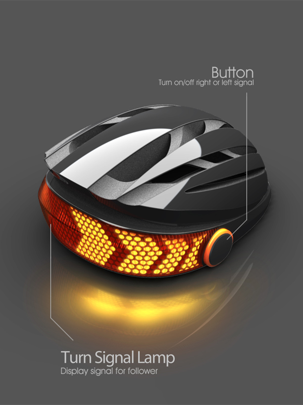 Signal Helmet