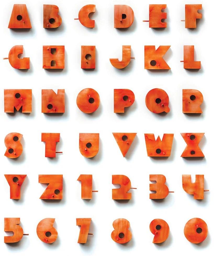 Birdhouse Typography