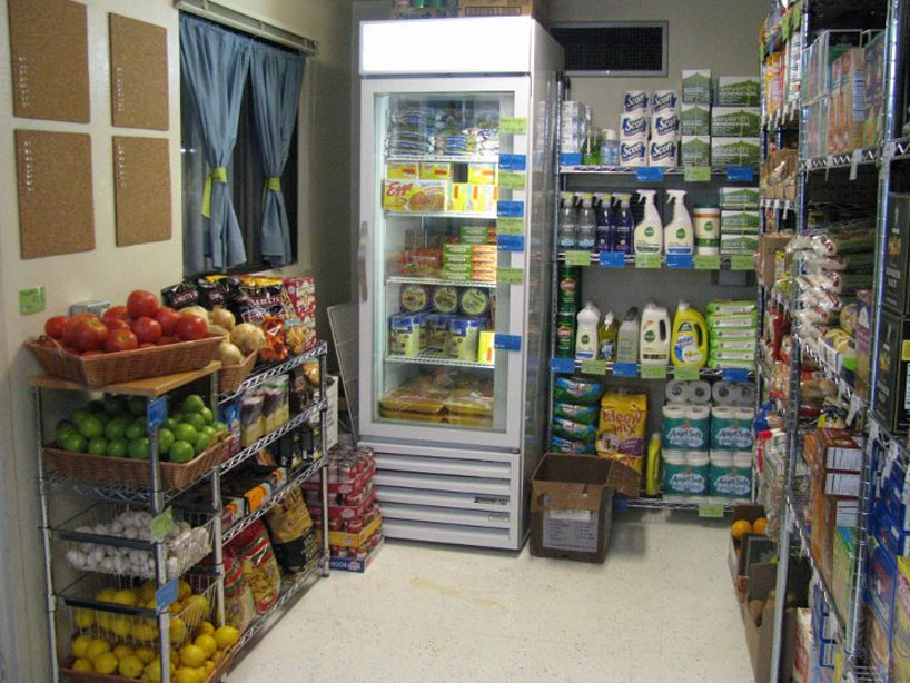 Stockbox Grocers Shipping Container Grocery Store