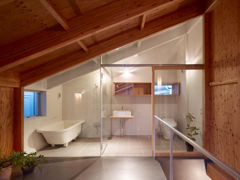 Suppose Design Office House In Seya