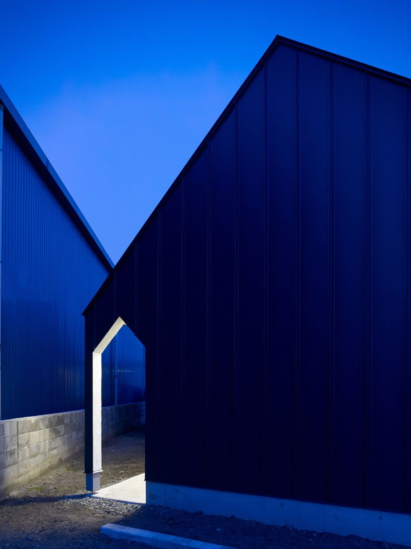 KINO Architects Branch House