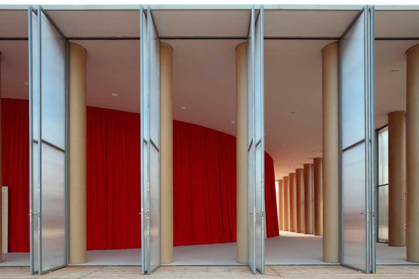 Temporary Interior Door