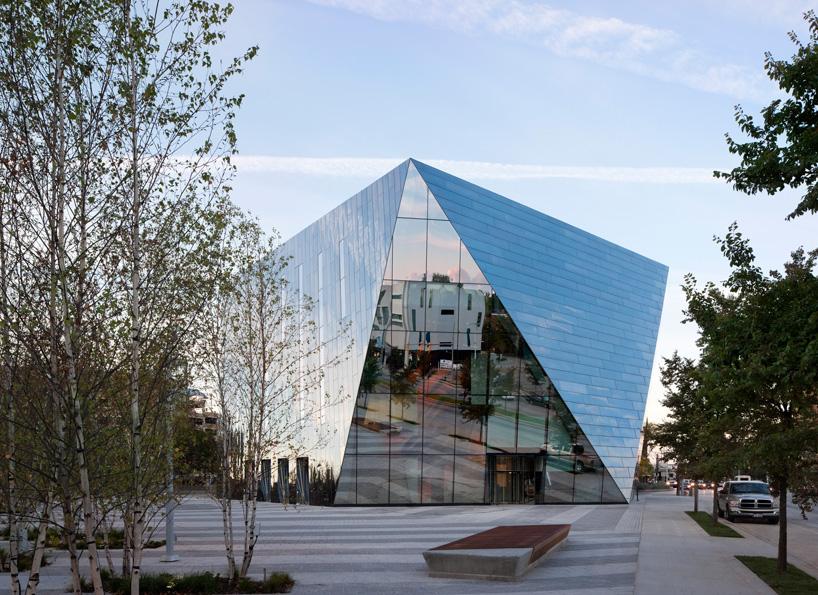 farshid moussavi architecture: MOCA cleveland