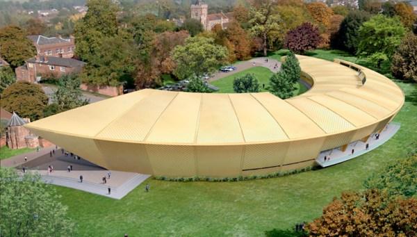 rafael viñoly architects: firstsite contemporary art