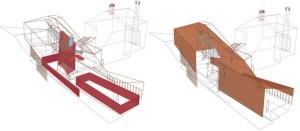 satellite architects: heatherland poolhouse