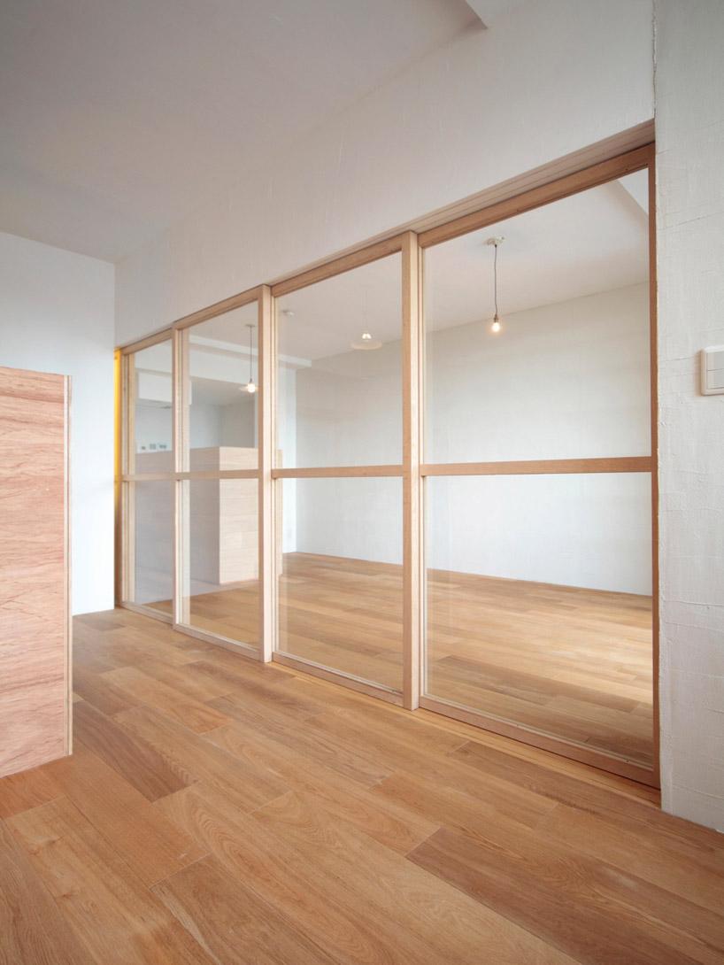 Temporary Interior Doors