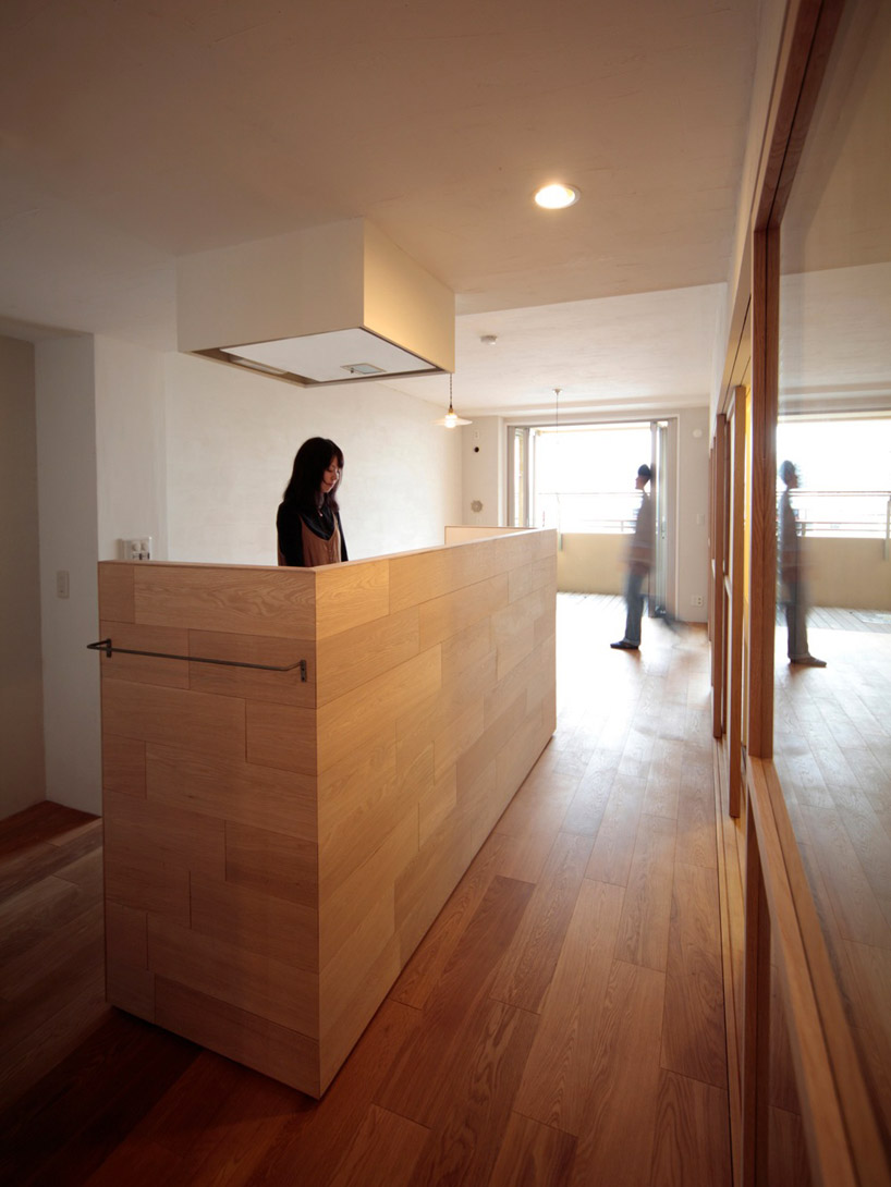 Camp Design Inc House In Hiyoshi