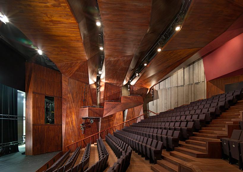 Odonnell Tuomey Lyric Theatre In Belfast