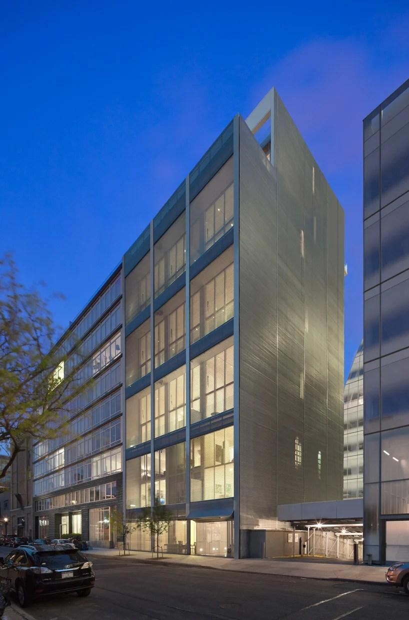 Shigeru Ban Architects Metal Shutter Houses