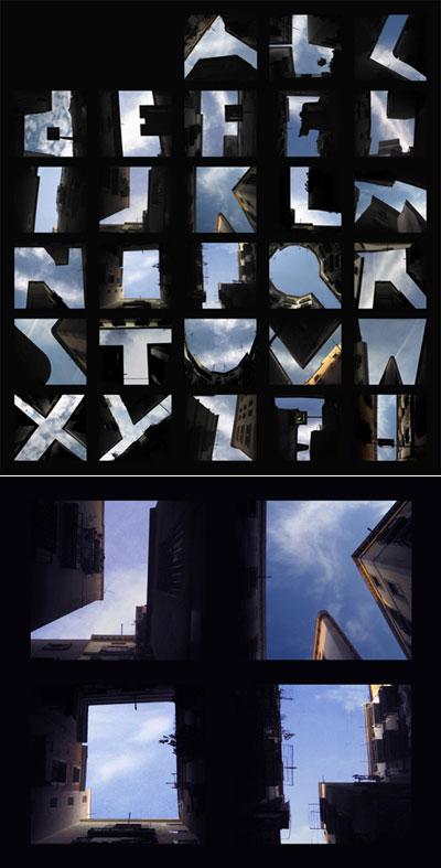 sky font 1