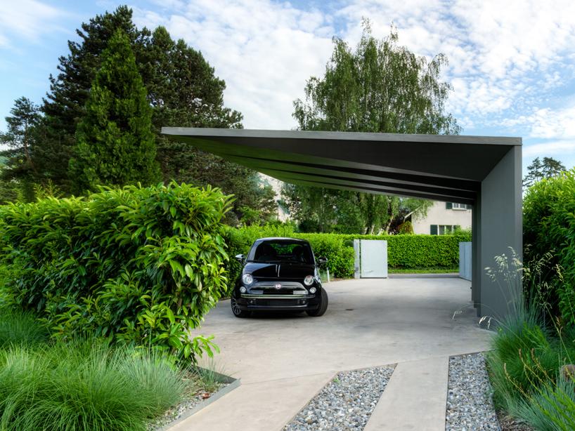 2lb House In Geneva By Raphael Nussbaumer Architectes