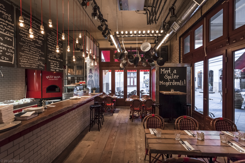 Spiler Bistro Pub In Budapest