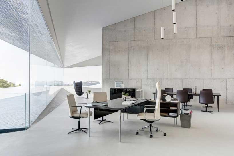 Longo The Modern Office Environment Re Evolution