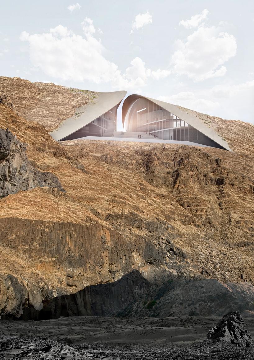 adrian kasperski envisions development for fogo island in cape verde