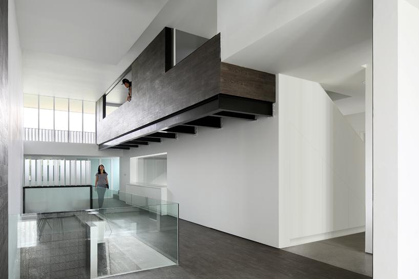 Interflow House An Interlocking System By Id Ea