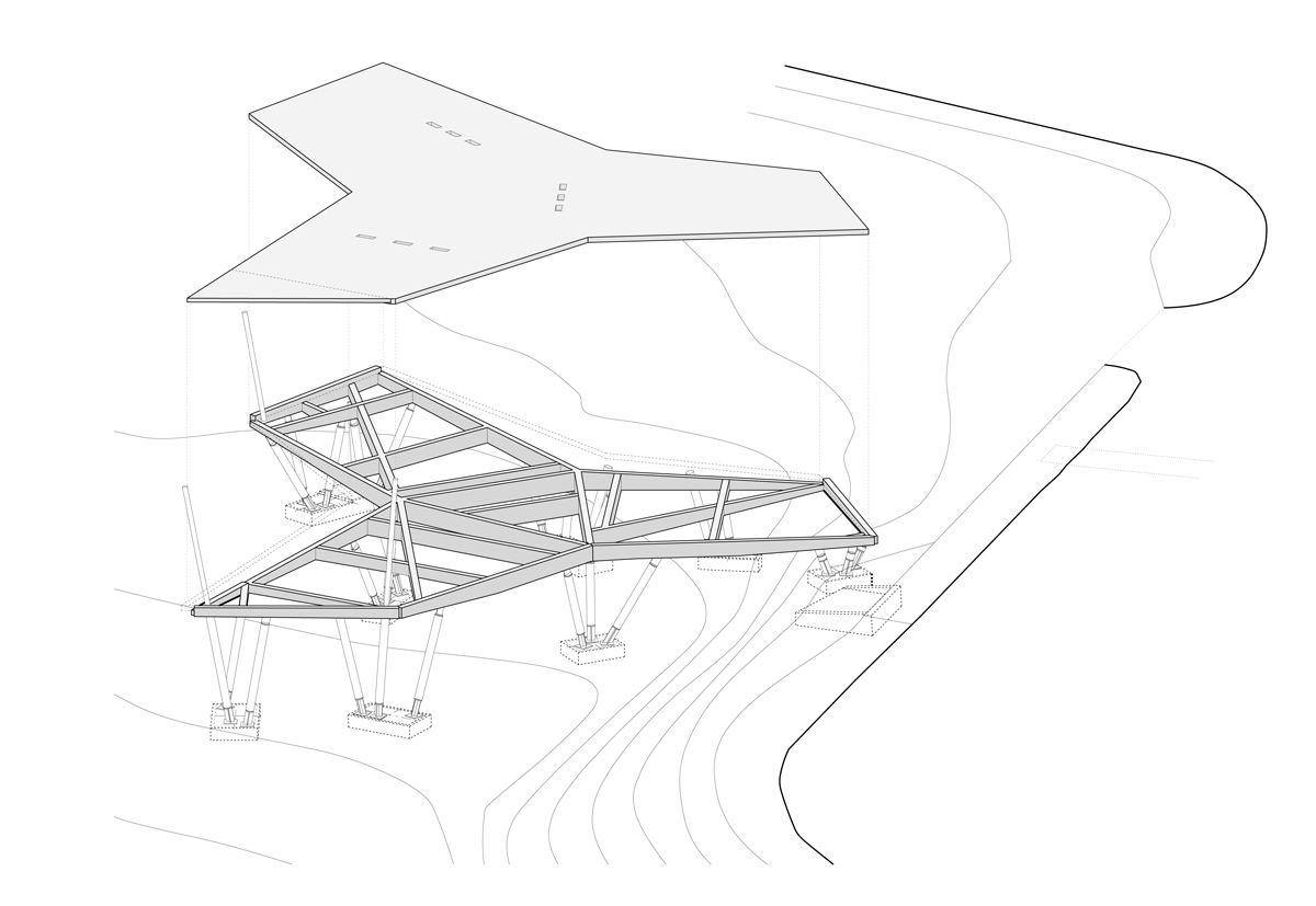 Wilkinson Eyre Envisions Maggie S Centre As An Elevated