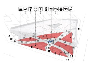 PMG architects and CLSC proposals for sustainable