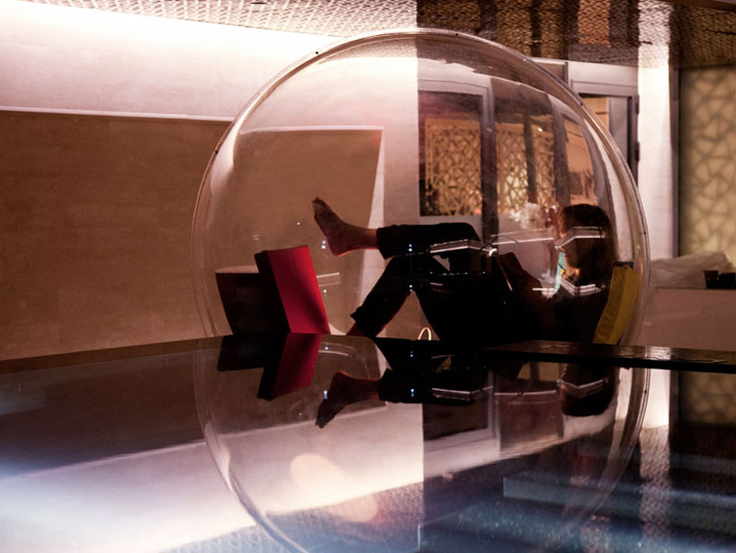 cocoon module living by micasa lab