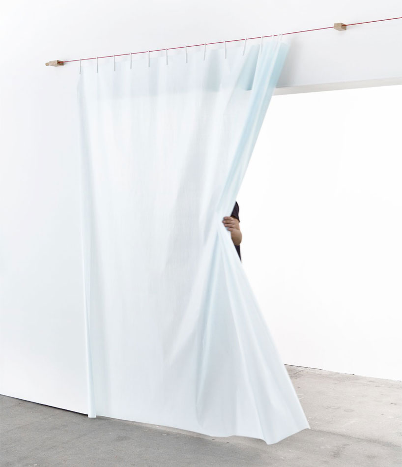 Ronan Erwan Bouroullec Ready Made Curtain For Kvadrat