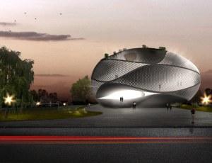 FR EE  fernando romero enterprise: MADU museum proposal