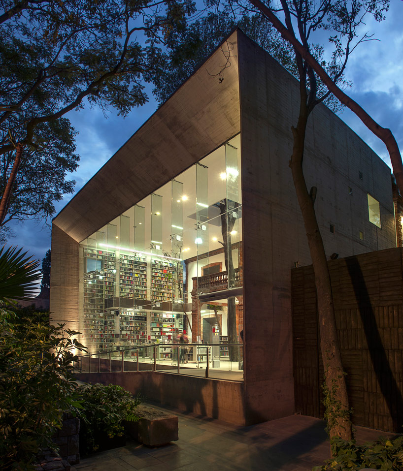 fernanda canales + arquitectura 911: elena garro cultural center