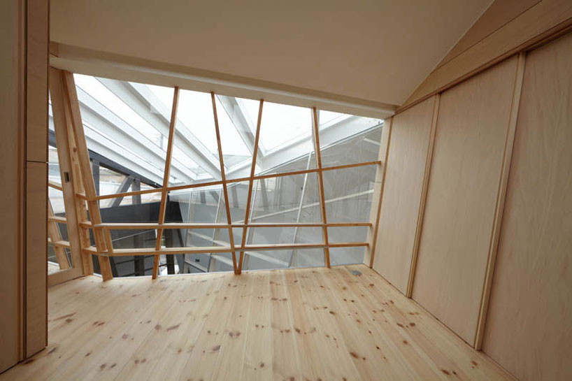 Architects Atelier Ryo Abe Design House After Wishing Well