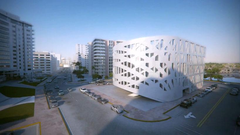 OMA To Design Key Buildings In Faena District Miami Beach
