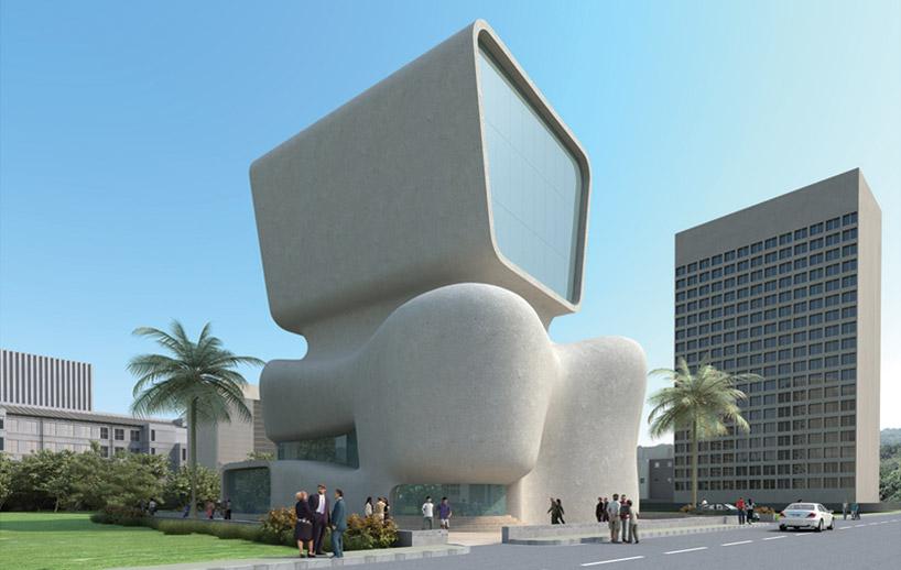 Sanjay Puri Architects Sculpts The Bombay Arts Society