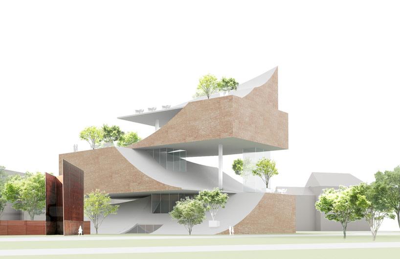 Sou Fujimoto To Design New Wing Of Kunsthalle Bielefeld