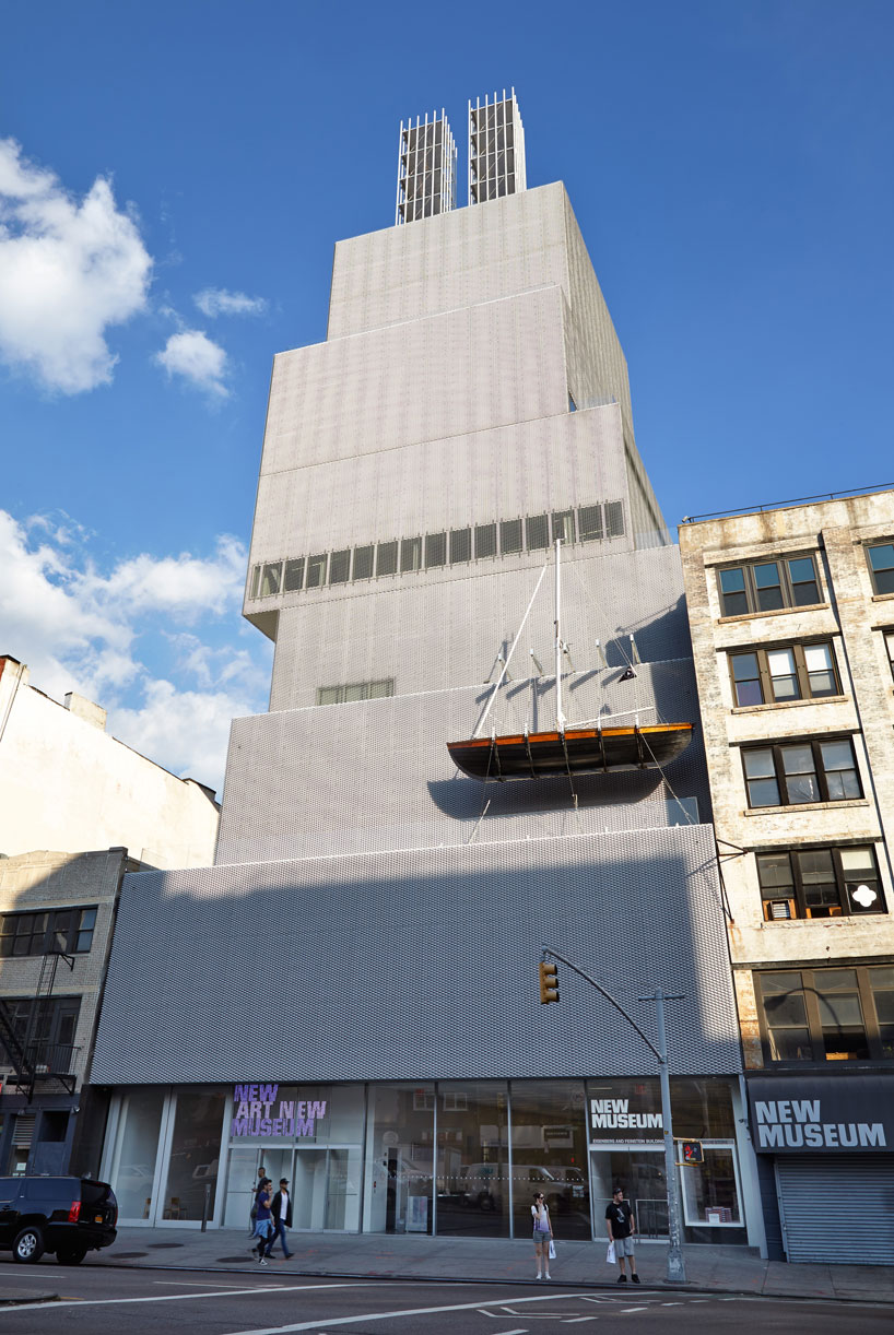 chris burden: extreme measures at new museum