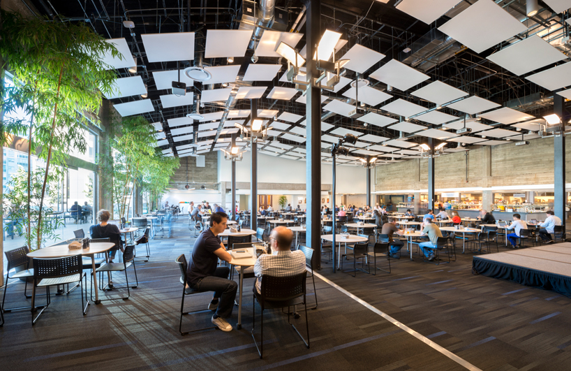 Inside Twitters Global Headquarters By IA Interior Architects