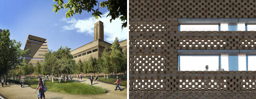 Tate Modern Extension By Herzog Amp De Meuron Moves Ahead