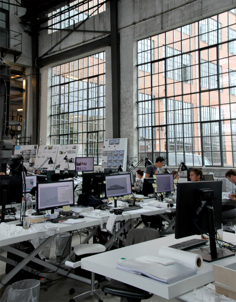 Bjarke Ingels Group BIG Architects Studio Visit