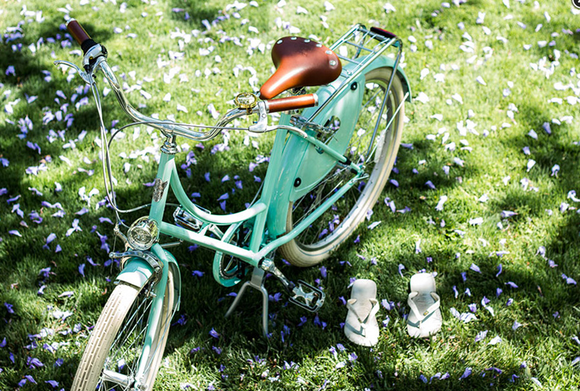 peace bicycles designboom
