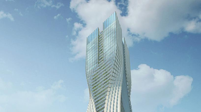 Som To Complete Scandinavia S Tallest Building In Gothenburg